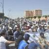 """موظفي التعليم يرفعون شارة """"ارحل"""" في وجه المدير الإقليمي السابق لسيدي إفني من شيشاوة"""