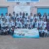 تلاميذ مدرسة السعديين بأفلا إغير في زيارة ميدانية للمرافق العمومية بالمركز