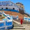 إفني … الفتاة المدللة للمناخ … المدينة الايكولوجية النموذجية بالمغرب