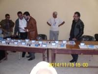 """المتطوعين الجماعاتيين في الميدان الصحي بـ""""إمجاط"""" يستفيدون من الهواتف النقالة"""