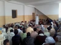 اختتام الملتقى الديني بالمدرسة العتيقة بجماعة