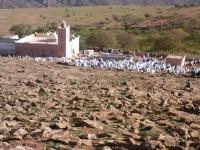 إحياء ذكرى وفاة محمد الخامس بمدرسة عتيقة بجماعة إبضر