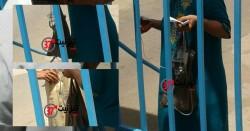 مستشفى تيزنيت يتحول إلى سجن ومريضة تلتقي زوجها حاملة السيروم من وراء القضبان