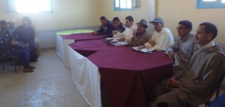 رفع أشغال اجتماع جمعية دار الطالب(ة) بالنابور بسبب سجال قانوني