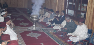 عامل إقليم سيدي إفني يترأس حفل ذكرى المولد النبوي الشريف