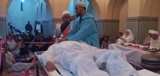 جمعية مغسلة إكرام الميت بسيدي إفني تكرم مجموعة من قدامى غسالي الموتى