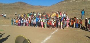 مهرجان كرة القدم القاعدية للأطفال GRASSROOTS بأفلا اغير