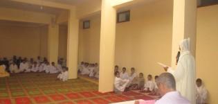 مدرسة للتعليم العتيق بجماعة اسبويا تنظم مسابقة في حفظ وتجويد القران الكريم