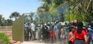 جمعية وآباء وأولياء تلاميذ مدرسة 18 نونبر بتيزنيت والسندباد المغربي في رحلة لتلاميذ المؤسسة