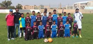جمعية أمل تيزنيت لمدرسة كرة القدم تستقبل مدرسة أمل الصويرة