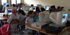 انطلاق أسبوع البرمجة بإفريقيا بالثانوية التأهيلية الحسن الثاني بتيزنيت