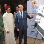 عامل إقليم سيدي إفني يـُشرف على توزيع سماعات الأذن الطبية