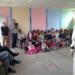 مدرسة ابتدائية بجماعة سبت النابور تحتفل باليوم العالمي للمسرح