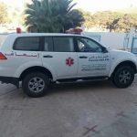 جماعة إبضر بإقليم سيدي إفني تتوصل بسيارة إسعاف جديدة