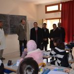 وزارة التربية الوطنية تتفقد مؤسسات تعليمية بكلميم
