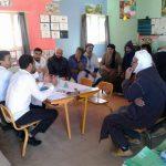 مدرسة ابتدائية بجماعة أنفك إقليم سيدي إفني تنظم الأبواب المفتوحة