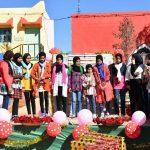 مدرسة ابتدائية على بجماعة أنفك تحتفل بالمرأة القروية بمناسبة يومها العالمي
