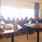 نادي محمد اليزيدي بملحقة بوطروش سيدي إفني يحتفل باليوم العالمي للمرأة