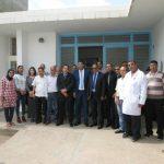 سيدي إفني يحتضن حفل تنصيب مندوب جديد لوزارة الصحة ومدير المستشفى الإقليمي