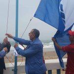اللواء الأزرق سيُرفرف مُجددا في سماء شاطئ أكلو للمرة السابعة