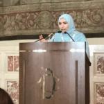 برلمانية عن كلميم تستعرض جهود المغرب لإشراك المرأة في الحياة السياسية أمام مجلس الشعب الإيطالي