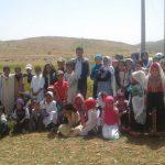التربية أساس التنمية ... شعار فعاليات الأيام الربيعية لمؤسسة ابتدائية بجماعة أنفك