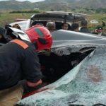 مصرع 03 أشخاص في حادث مميت بين تيزنيت ولاخصاص قبيل الإفطار