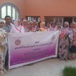 المؤتمر التأسيسي لمنظمة المرأة الشغيلة بالمغرب ينتخب مكتبه الإقليمي لكلميم