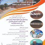 البرنامج النهائي لموسم سيدي اعمر بجماعة تغيرت إقليم سيدي إفني في دورته الخامسة