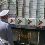 سيدي افني ... اعتقال سائقين وحجز شاحنتين مُحملتين بكمية هائلة من المواد المُهربة