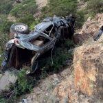 مصرع ثلاثة اشخاص في حادثة سير خطيرة ضواحي سيدي إفني
