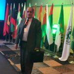 رئيس جماعة سيدي إفني يشارك في أشغال الدورة الثانية لملتقى المدن العربية والصينية بمراكش