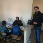 الأطر الطبية بمركز تغيرت يشرفون على حملة طبيبة لتلاميذ ثانوية محمد اليزيدي