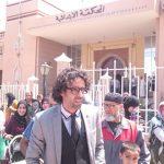 الجلسة الثانية لمحاكمة الدكتور المهدي الشافعي غدا