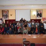 تعاونية التضامن للصيد البحري التقليدي سيدي إفني تنتخب رئيساً جديداً لها