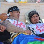 إضراب عن الطعام أمام عمالة تيزنيت لليوم العاشر