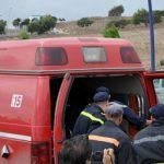 ألة لخلط الإسمنت تقتل طفل صغير بإقليم سيدي إفني