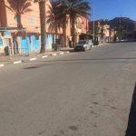 إقليم كلميم ... إضراب التجار يشل الحركة التجارية ضد قرار حكومة