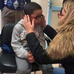 مندوبية الصحة بسيدي إفني توزع 205 نظارة طبية للتلاميذ