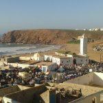 عامل إقليم سيدي إفني يزور موسم ديني سنوي بمير اللفت