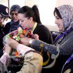 الأمن الوطني بسيدي افني يحتفل بالمرأة