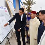سيدي افني ... عامل الإقليم يشرف على افتتاح مسجد ويترأس مجلسا قرآنيا