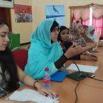 منظمة المرأة التجمعية بكلميم واد نون تنظم مجلسها الجهوي بسيدي إفني