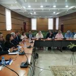 رئيسة كلميم واد نون تعقد لقاء تواصليا مع منتخبين فرنسيين من أصل مغربي
