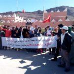 احتجاجات ضواحي كلميم ضد تجاهل مسؤولين محليين لكارثة بيئية