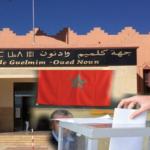 الانتخابات الجزئية مارس 2020 بجهة كلميم واد نون