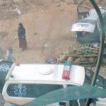 حادثة سير مروعة لسيارة إسعاف كان تقل سيدة حاملا وأفرادا من أسرتها