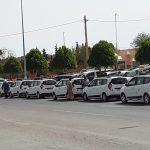 أرباب سيارات الأجرة بسيدي إفني يحتجون ويراسلون عامل الإقليم