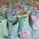 سيدي إفني .. انطلاق مرحلة رابعة من عملية توزيع الدعم الغذائي على الأسر المتضررة من جائحة كورونا