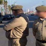 القوات المساعدة بسيدي إفني توقف شخصين بحوزتهما مخدر الشيرا (الحشيش).